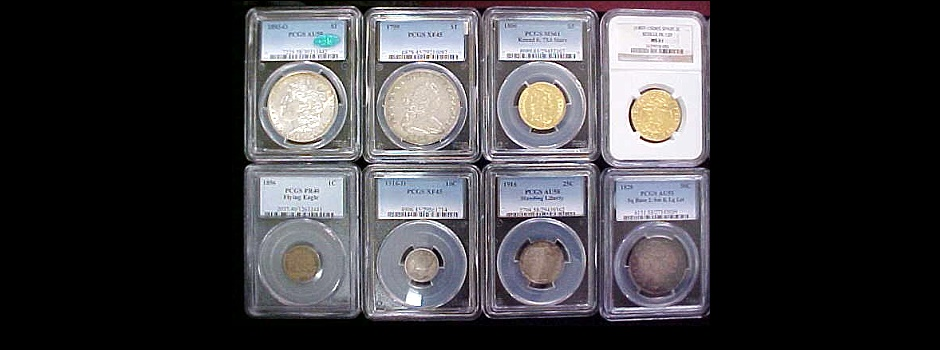 MJPM buys and sells rare gold coins