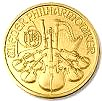 [Vienna Philharmonic Gold Coin .9999 Uncirculated]