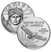 [American Eagle Platinum Coin Uncirculated]