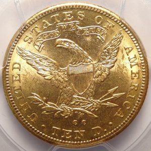 Original Uncirculated 1891-CC only $3,250.00