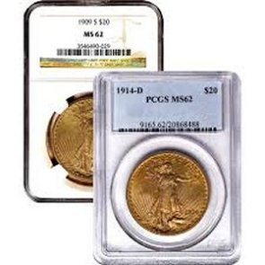 We Buy & Sell PCGS & NGC Coins