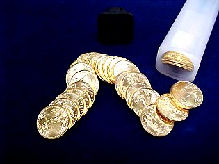 Buy American Eagle Gold Coins!