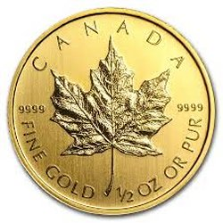 1 oz. Gold Maple Leaf