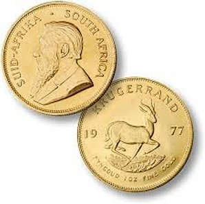 Our Krugerrand Sale is sold out